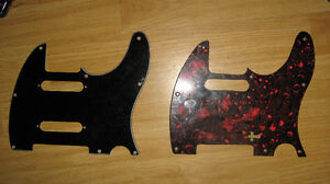 Telecaster & Strat. Pick guards