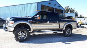 2008 F250 King Ranch conversion