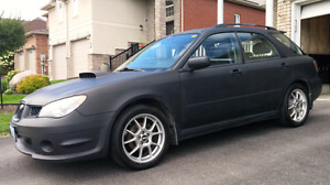 2007 Subaru Impreza 2.5i Special Edition