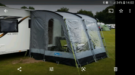 Kampa awning for sale