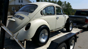 1973 V8VW Super Beetle