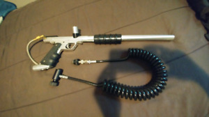 CCI phantom pump Paintball Marker (with extras +)