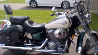 1999 honda shadow Ace $3000 must go before winter