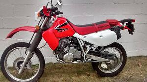Honda XR 650 L, great condition