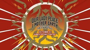 Our lady peace&i Mother Earth 6th row
