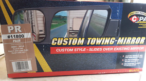 Towing mirrors for Ford 150