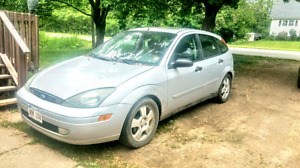 2003 Ford Focus ZX5 Hatechback