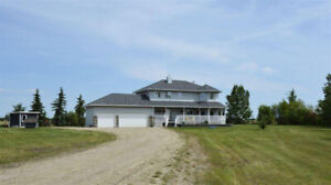 Beautiful Country Home for Rent 10 minutes west of St.Albert!