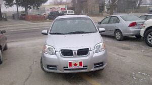 2007 Pontiac Wave very low milage Sedan