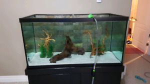 120 gallon tank  for sale  was sold but didn't pu