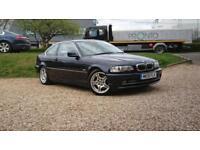2001 BMW 3 Series 3.0 330Ci SE 2dr