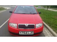 SKODA Fabia, 1.4 Manual, Long MOT , service history £450