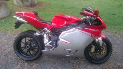 MV Agusta F4 312R Takura Fraser Coast Preview