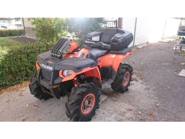 Used 2012 Polaris sportsman