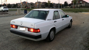 1993 Mercedes Benz 190e No Rust