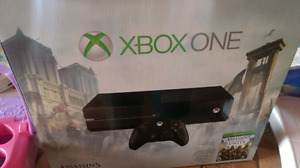 Xbox one 500gb avec destiny et nhl