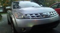2004 Nissan Murano Camionnette***pas de rouille bonne mecanique