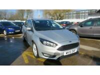2015 Ford Focus 1.0T EcoBoost Zetec (s/s) 5dr