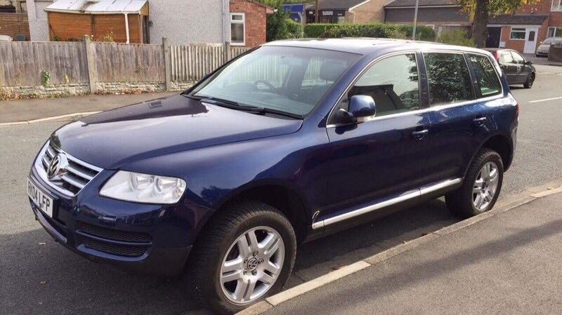 Mint condition vw Touareg 3.2 sport