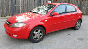 NICE 2007 CHEVROLET OPTRA AUTOMATIC 4 CYL HATCHBACK!! ONLY $950!