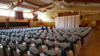 Hall rentals  for Wedding  , meetings, parties, concerts