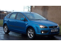 Ford Focus Zetec Climate - 1.8 125 2006 - ONLY 80K WITH F/S/H