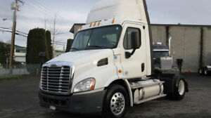 2013 Freightliner Cascadia S/A Daycab