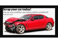 SCRAP CARS TAKEN SAME DAY DONT DELAY CASH PAID