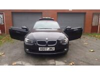 Bmw 320i coupe 2007 1 owner from new