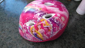 Disney princess toddler helmet size infant to three years