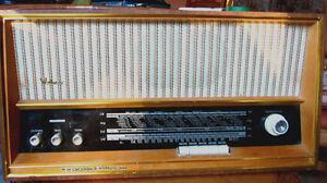 Radio German Weimar stério Sonneberg fonctionne bien