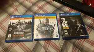 3 games for sale / trade