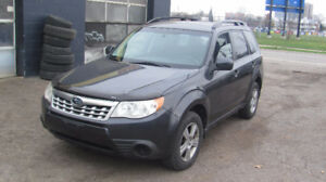 2011 Subaru Forester SUV, Crossover ,AWD,Safety