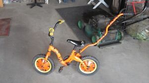 "Disney Durel Tigger 12"" kids bike"