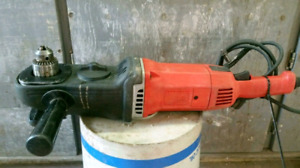 1/2 inch Milwaukee super hawg drill