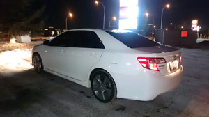 Toyota Camry 2012 Fully loaded