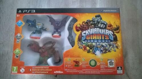 Skylander Giants Starter Pack (PS3 Nieuw)