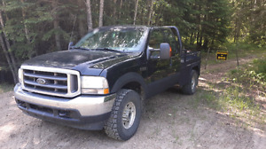 F350 deisel manual transmission rare