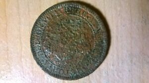1859 queen Victoria one cent coin
