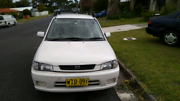MAZDA 121 registered till end of May 2019 Toukley Wyong Area Preview