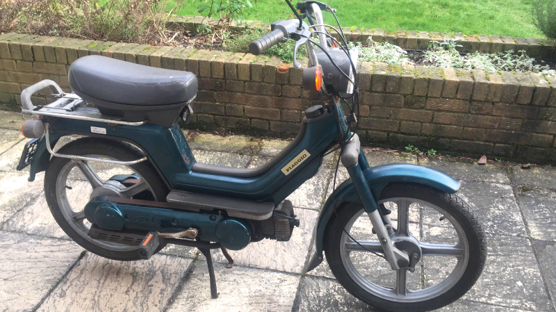 Piaggio Vespa PX Si with Indicators 49cc Moped Mobilette Bicycle | in North  West London, London | Gumtree