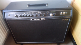 Line 6 Spider Valve Bogner Guitar Amplifier, Celestion vintage 30
