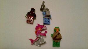 teenage mutant ninja turtles lego minifigures Edmonton Edmonton Area image 2