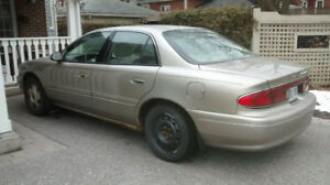 2002 Buick Century Sedan