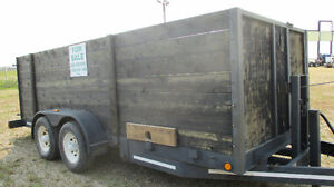 2002 TRAIL TECH TRAILER 18 FT
