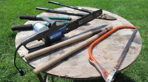 Electric Chainsaw and Pruning Tools