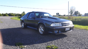 1987 Ford Mustang GT Supercharged