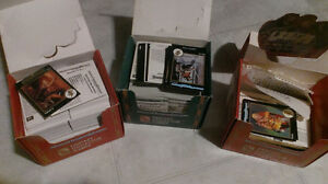 old fantasy trading cards Forgotten Realms open cards not packs