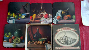 Country Life Coasters by Pimpernel, United Kingdom Kitchener / Waterloo Kitchener Area image 2