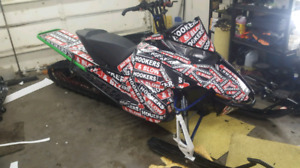 2013 arctic cat 800 boosted